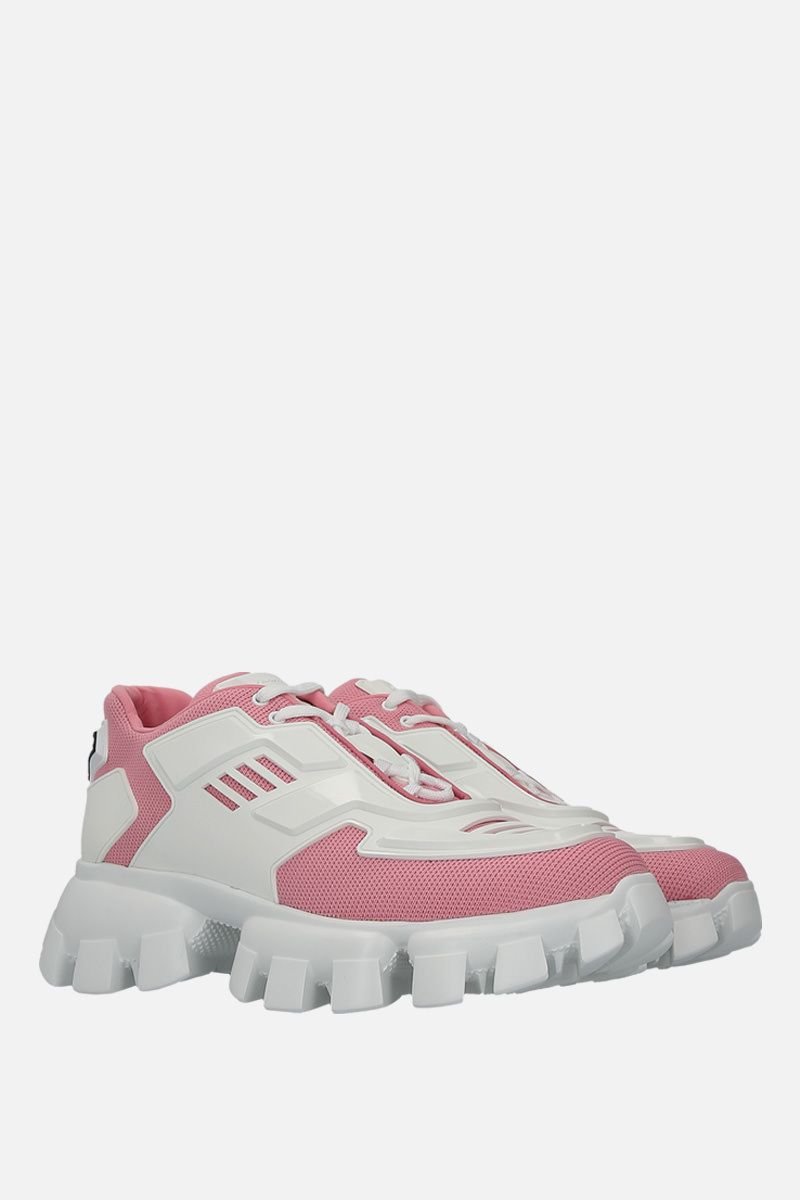 PRADA: Cloudbust Thunder sneakers in tech fabric and rubber_2