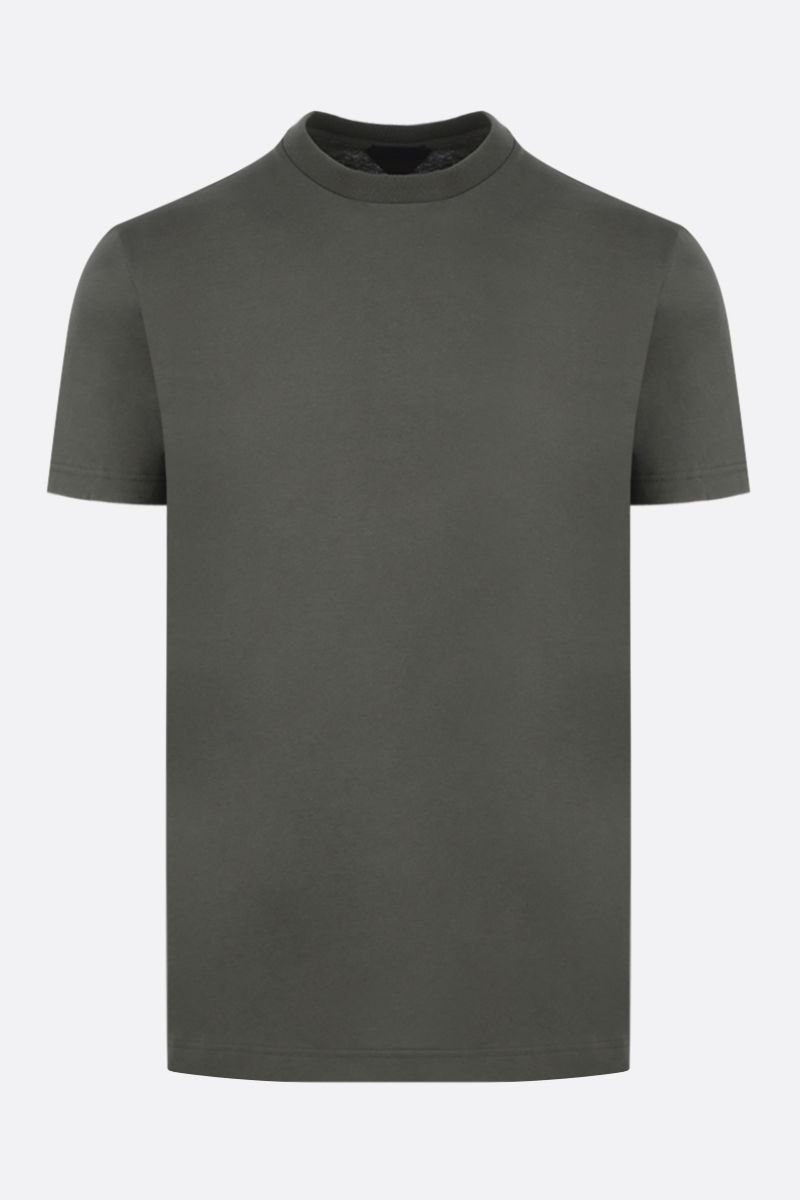 PRADA: pack 3 t-shirt in jersey di cotone_2