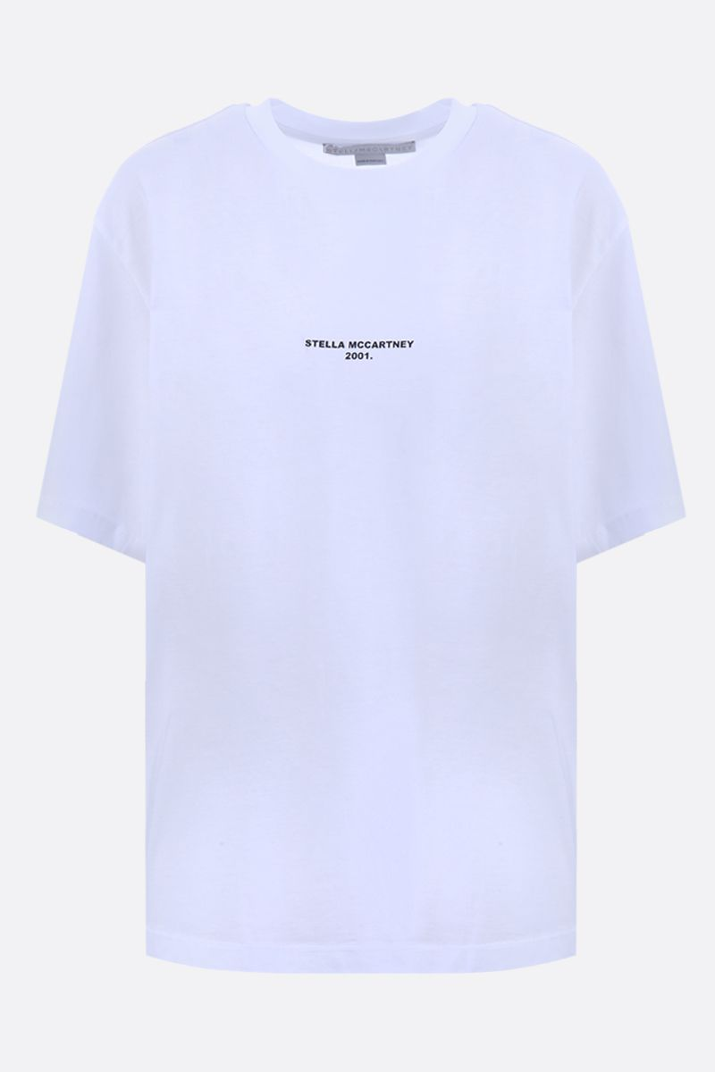 STELLA McCARTNEY: Stella McCartney 2001 cotton t-shirt Color White_1