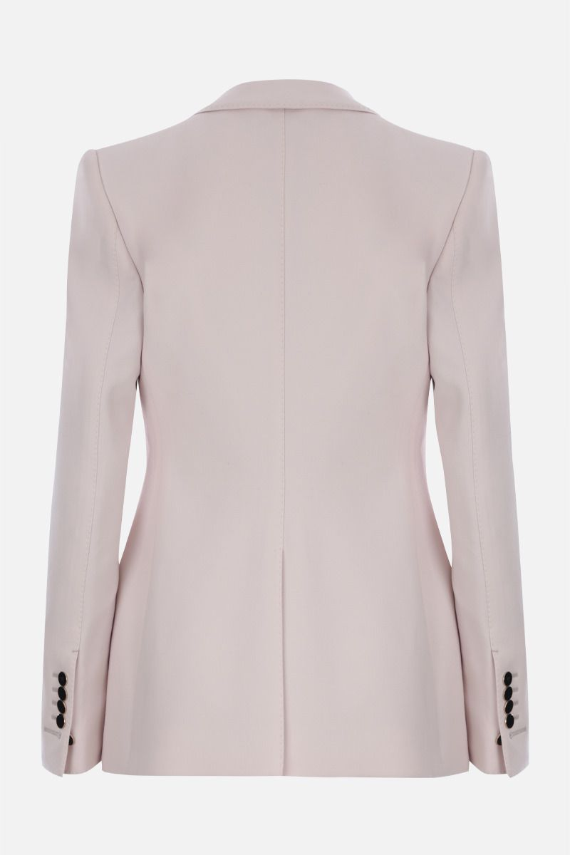 TOM FORD: stretch wool single-breasted jacket_2