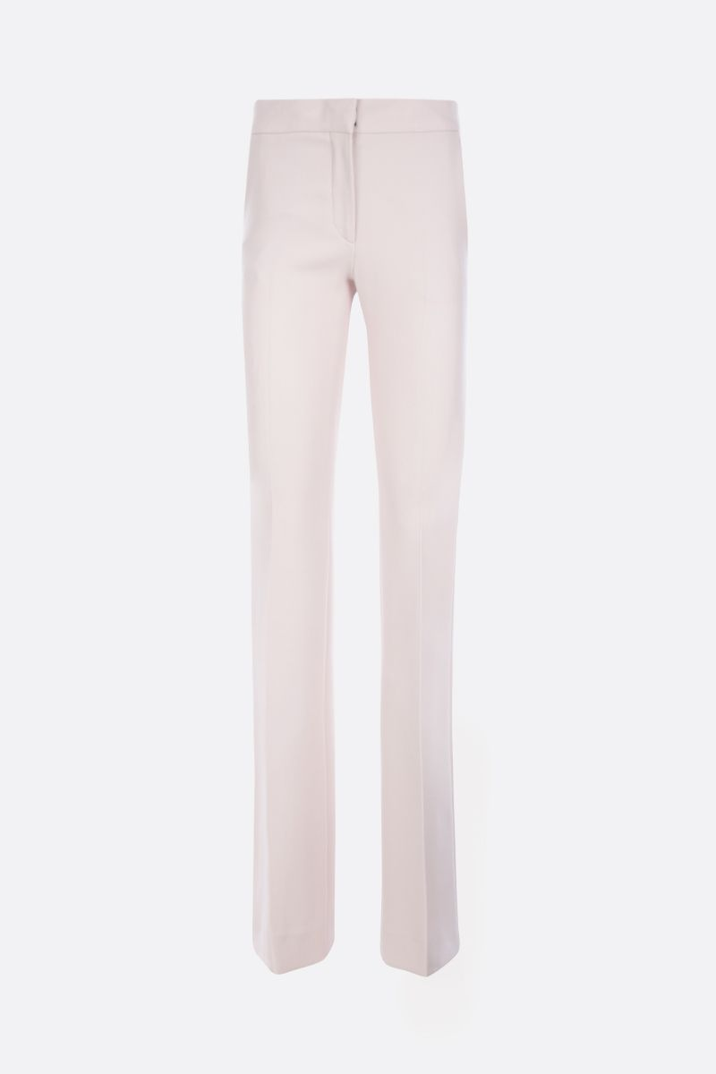 TOM FORD: flare pants in stretch wool_1