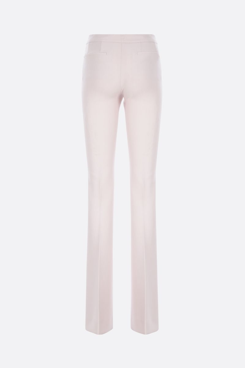 TOM FORD: flare pants in stretch wool_2
