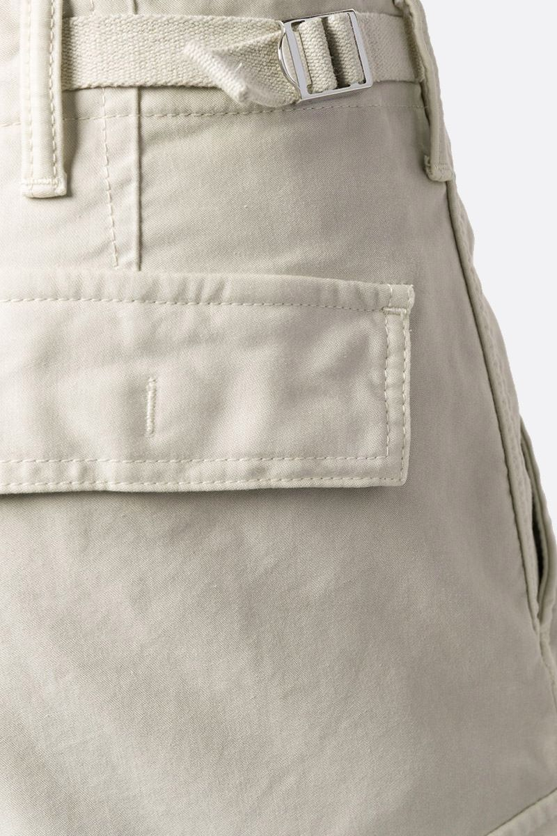 TOM FORD: cotton cargo pants Color White_2