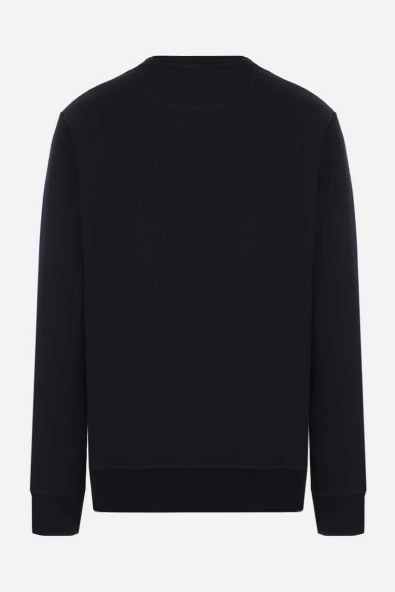 VALENTINO: VLTNSTAR jersey sweatshirt Color Black_2