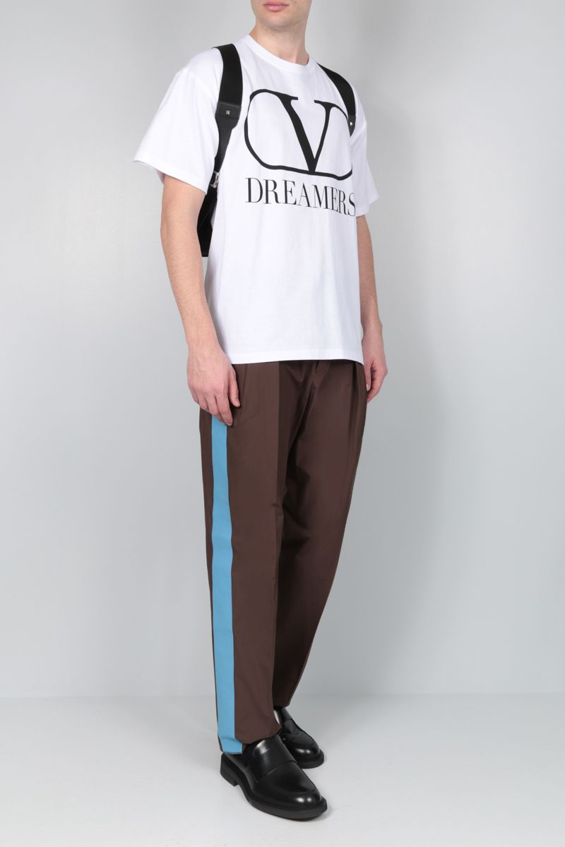 VALENTINO: darted cotton pants_2