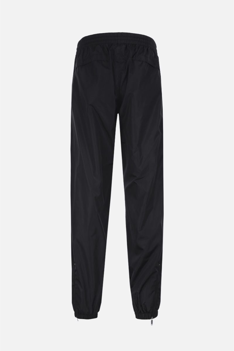 VALENTINO: VLTNSTAR nylon cargo pants Color Black_2