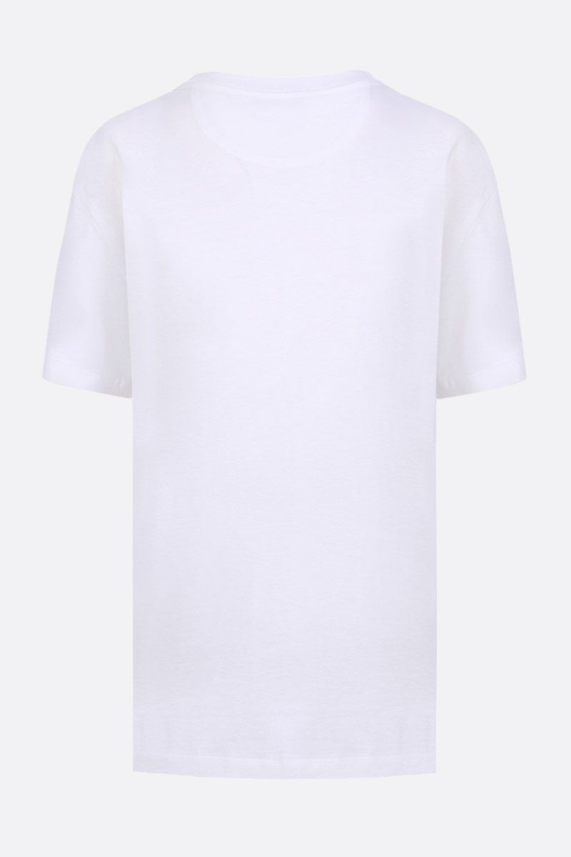 VALENTINO: VLTN cotton t-shirt Color White_2