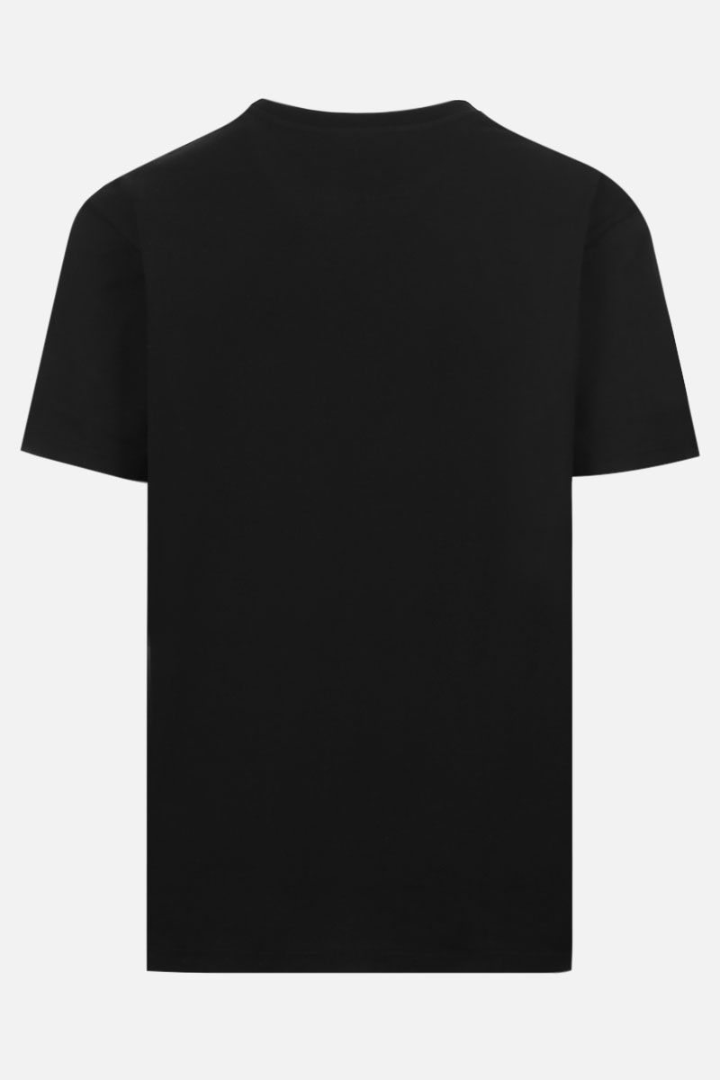 VALENTINO: VLOGO Dreamers cotton oversize t-shirt Color Black_2