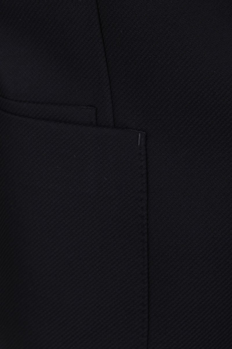 Z ZEGNA: Techmerino wool single-breasted jacket Color Black_5