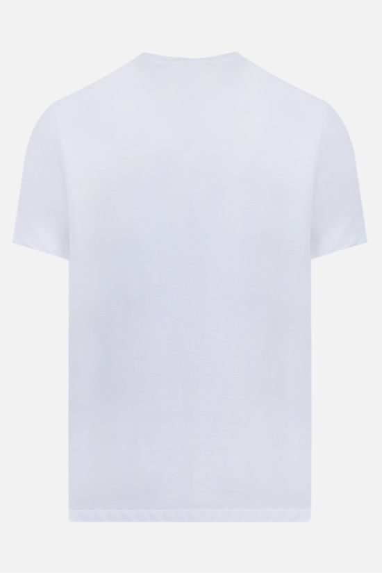 AMI PARIS: Ami de Coeur organic cotton t-shirt Color White_2