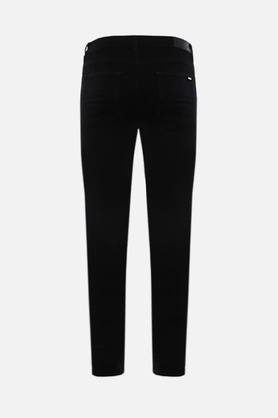 AMIRI: MX1 distressed-effect jeans Color Black_2