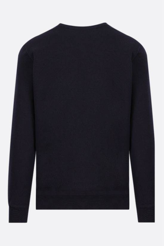 A.P.C.: VPC cotton sweatshirt Color Blue_2