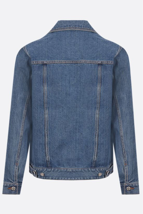 A.P.C.: Charles denim jacket Color Blue_2