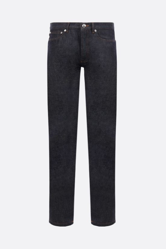 A.P.C.: Petit New Standard slim-fit jeans Color Blue_1