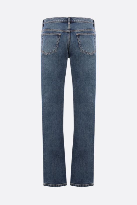 A.P.C.: New Standard straight-leg jeans Color Blue_2
