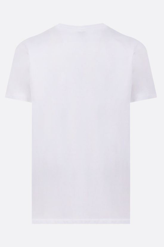 A.P.C.: VPC cotton t-shirt Color Blue_2