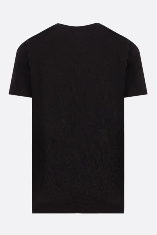 A.P.C.: VPC cotton t-shirt Color Black_2