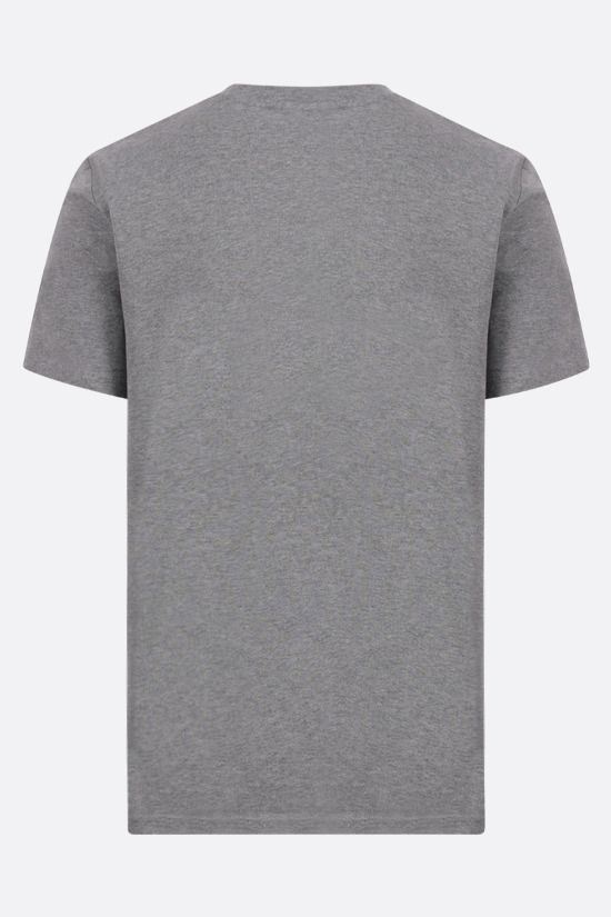 A.P.C.: Jimmy cotton t-shirt Color Grey_2