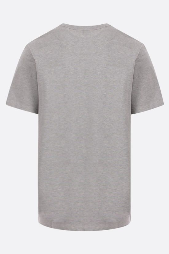 A.P.C.: Jay cotton t-shirt Color Grey_2