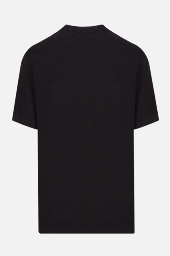 ARIES: Temple cotton t-shirt Color Black_2