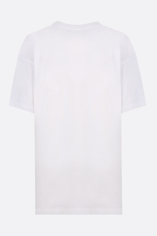 ARIES: Temple cotton t-shirt Color White_2