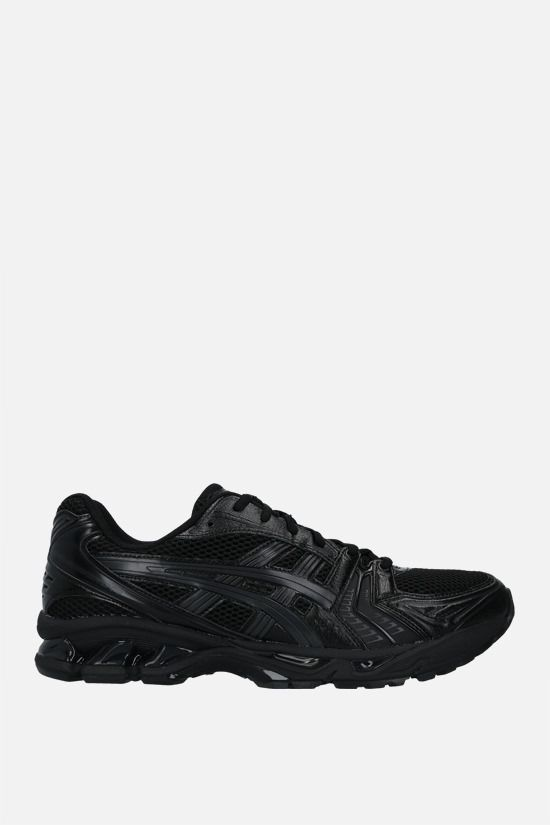 ASICS: Gel-Kayano 14 sneakers in a mix of materials Color Black_1