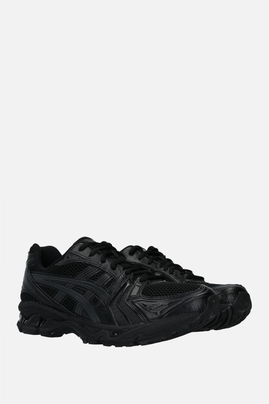 ASICS: Gel-Kayano 14 sneakers in a mix of materials Color Black_2