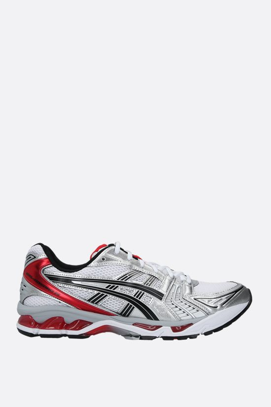 ASICS: Gel-Kayano 14 sneakers in a mix of materials Color White_1