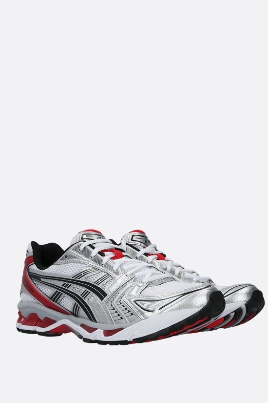 ASICS: Gel-Kayano 14 sneakers in a mix of materials Color White_2
