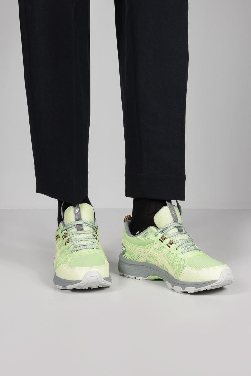 ASICS: Gel-Venture 7 sneakers in a mix of materials Color Multicolor_2