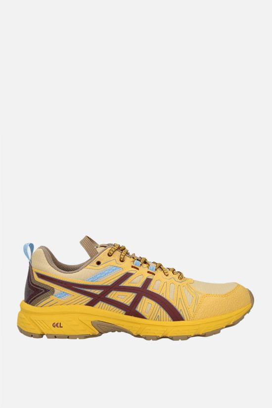 ASICS: Gel-Venture 7 sneakers in a mix of materials Color Yellow_1