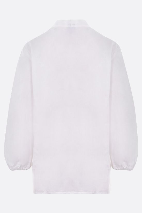ASPESI: pure linen shirt Color White_2