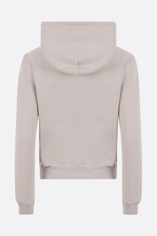 BALENCIAGA: Fashion Week cotton hoodie Color Grey_2