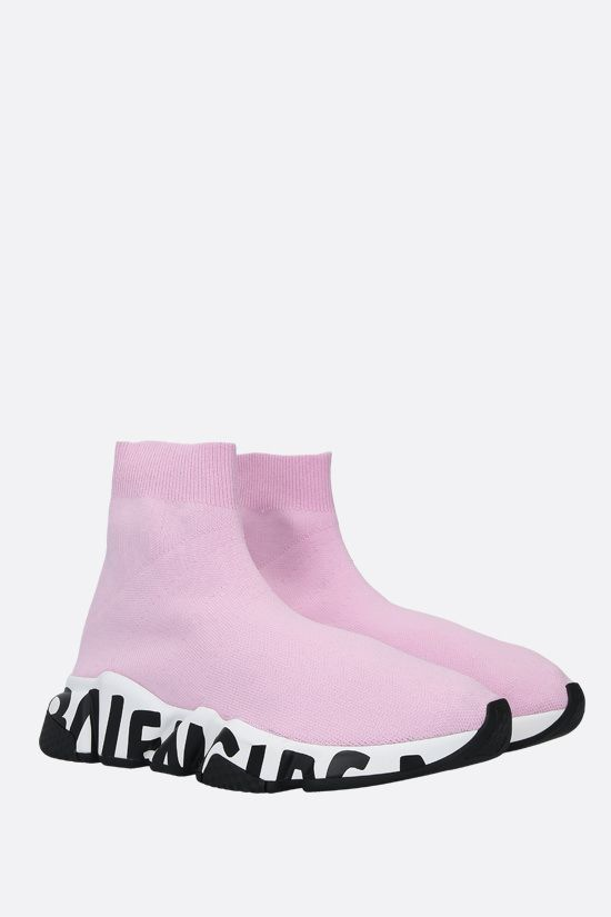 BALENCIAGA: Speed stretch knit trainers Color Multicolor_2