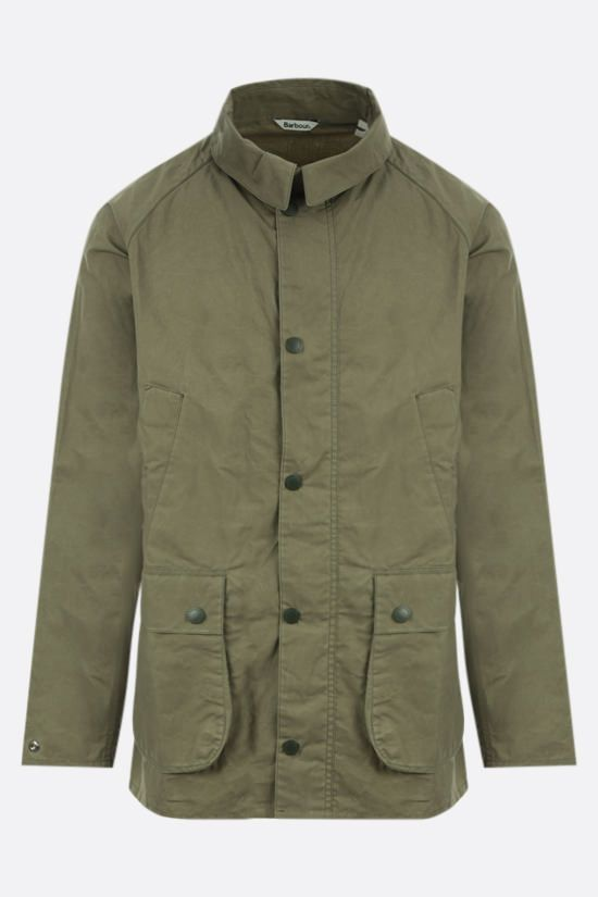 BARBOUR: Bedale cotton ripstop jacket Color Green_1