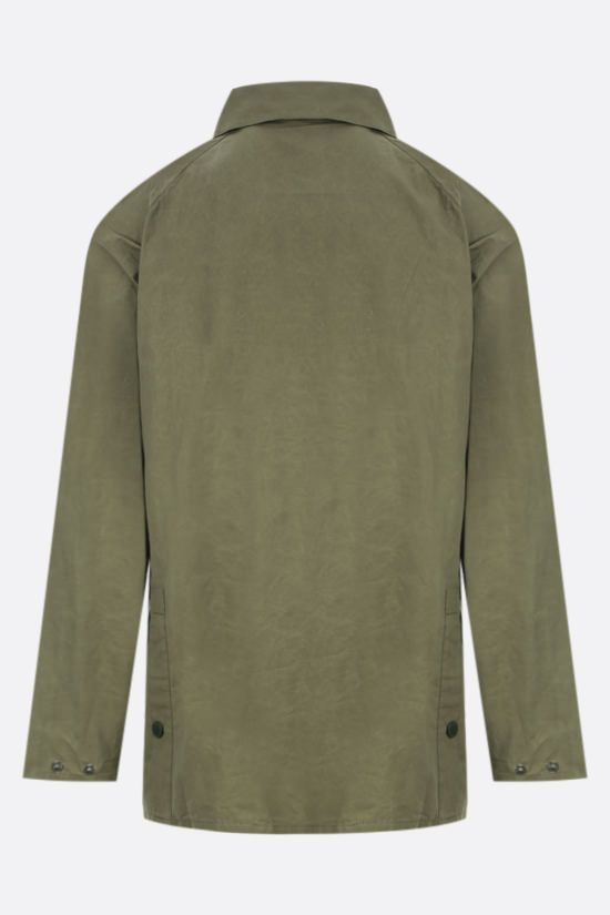 BARBOUR: Bedale cotton ripstop jacket Color Green_2