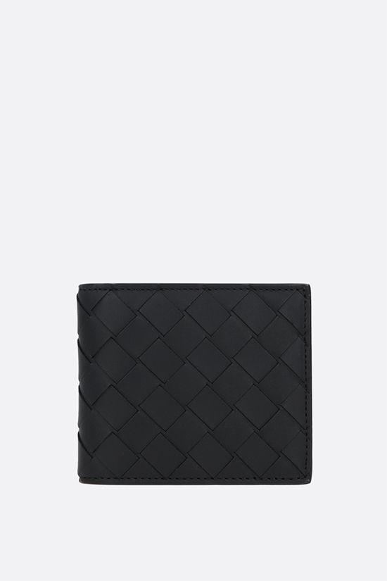 BOTTEGA VENETA: Intrecciato VN billfold billfold wallet Color Black_1