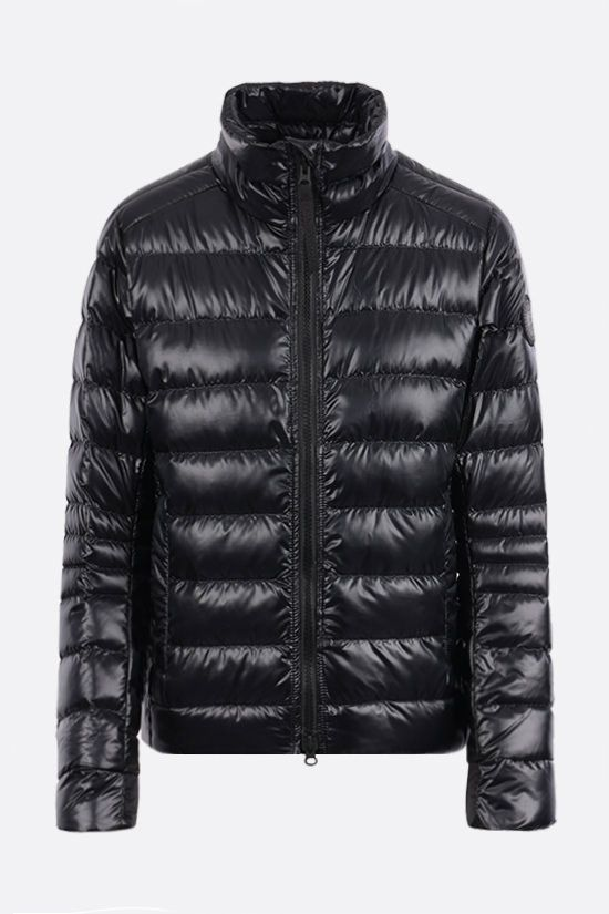 CANADA GOOSE: Cypress recycled nylon down jacket Color Black_1