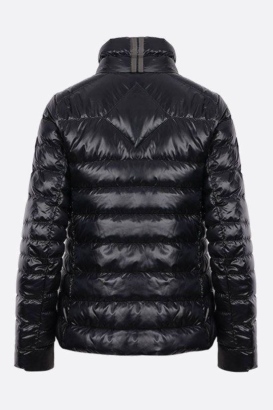 CANADA GOOSE: Cypress recycled nylon down jacket Color Black_2