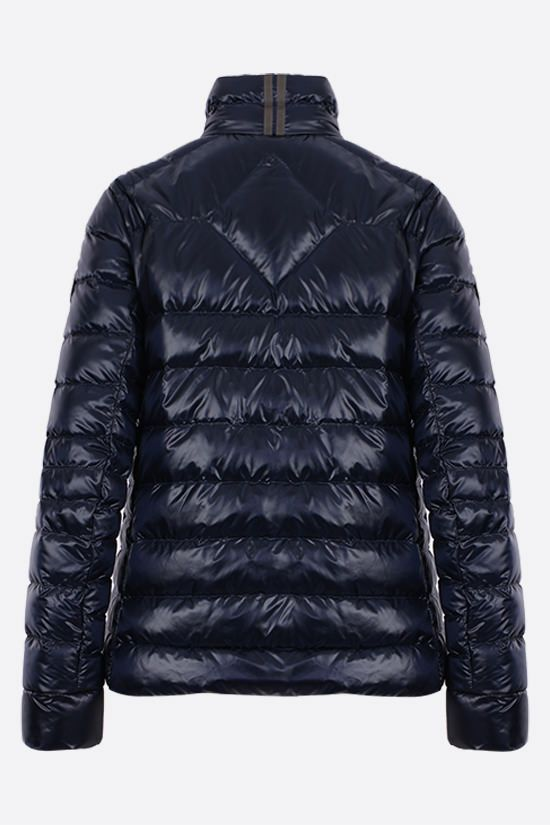 CANADA GOOSE: Cypress recycled nylon down jacket Color Blue_2