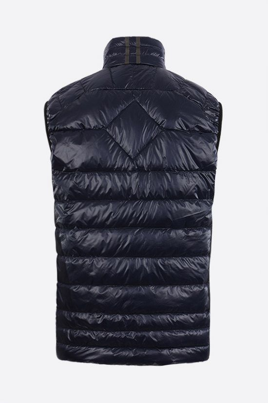 CANADA GOOSE: Hybridge Lite nylon sleeveless down jacket Color Blue_2