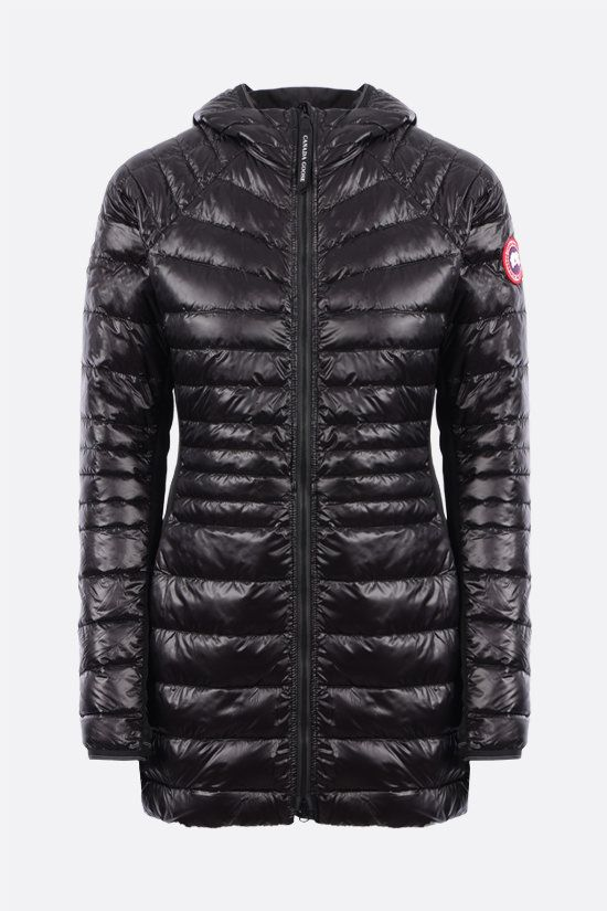 CANADA GOOSE: Hybridge Lite nylon down jacket Color Black_1