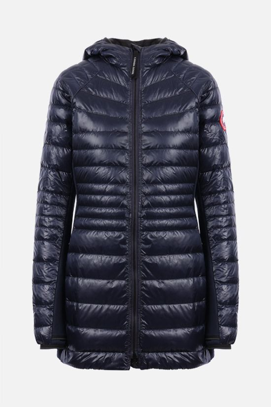 CANADA GOOSE: Hybridge Lite nylon down jacket Color Blue_1