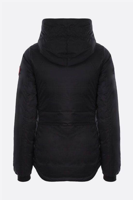 CANADA GOOSE: Camp nylon down jacket Color Black_2