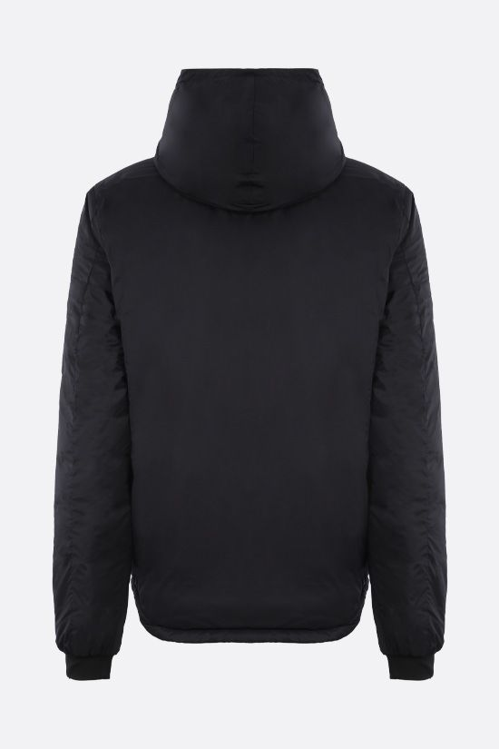 CANADA GOOSE: piumino Lodge in nylon Colore Nero_2