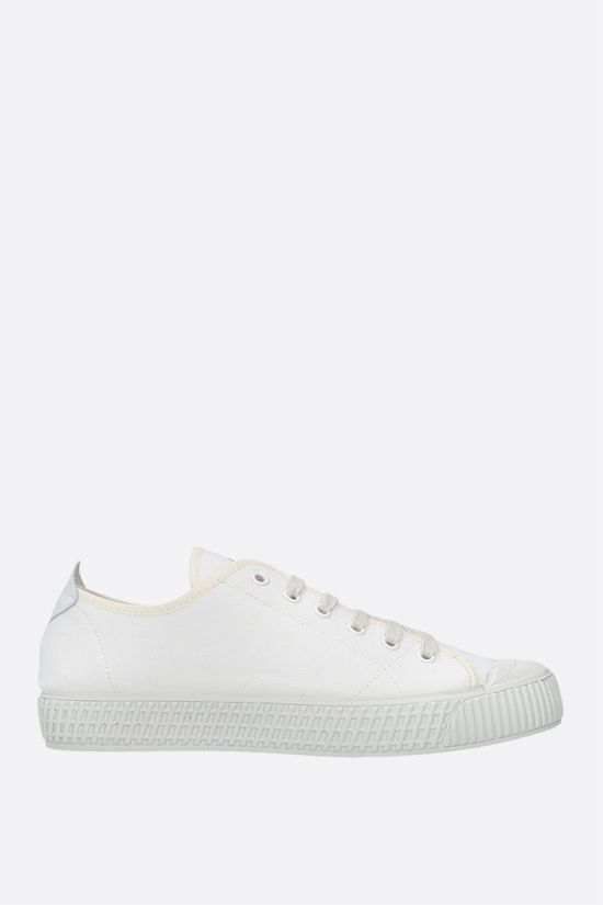 CAR SHOE: Supernova canvas sneakers Color White_1