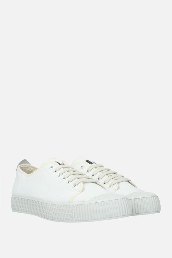 CAR SHOE: Supernova canvas sneakers Color White_2