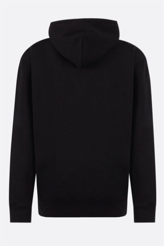 CARHARTT WIP: Backyard jersey hoodie Color Black_2
