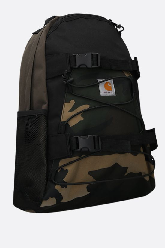CARHARTT WIP: Kickflip camouflage print nylon backpack Color Multicolor_2