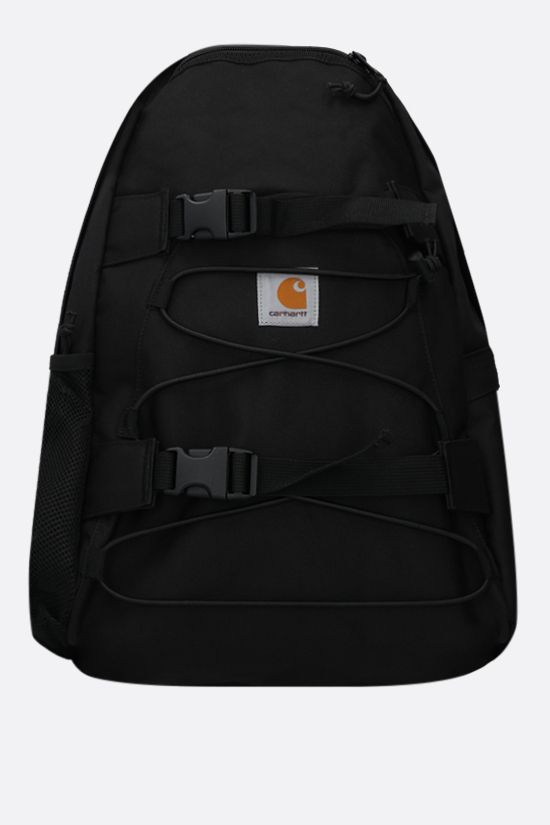 CARHARTT WIP: Kickflip nylon backpack Color Black_1